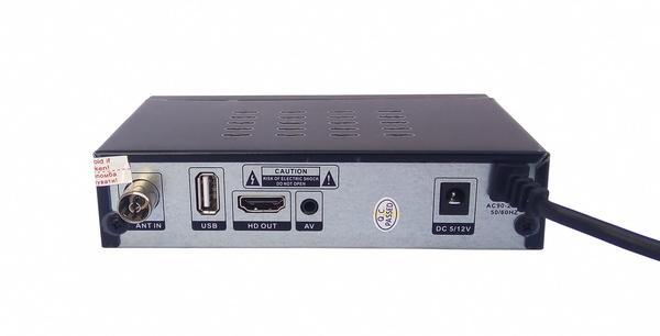 Т2 тюнер World Vision T624А WI-FI модуль 5Дб дальнобойный  IPTV , мініатюра №3