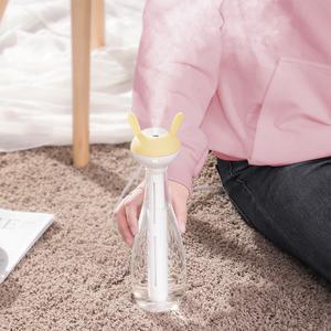 Зволожувач повітря Baseus DHMGC-0Y Magic wand portable humidifier Yellow