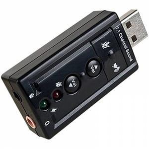 Звукова карта Dynamode C-Media USB 8 3D RTL  (USB-SOUND7)
