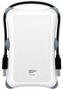 """Зовнішній жорсткий диск Silicon Power 1ТБ 2.5"""" USB 3.0 білий SP010TBPHDA30S3W, мініатюра №1"""