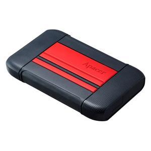 """Зовнішній жорсткий диск Apacer 1TB 2.5"""" USB 3.1 AC633 red AP1TBAC633R-1"""