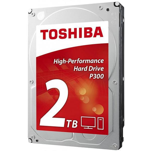 """Внутрішній жорсткий диск Toshiba 2ТБ 7200 обертів в хвилину 64МБ 3.5"""" SATA III HDWD120UZSVA, мініатюра №3"""