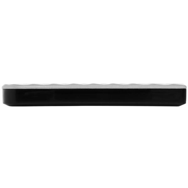 """Зовнішній жорсткий диск Verbatim 1ТБ 2.5"""" USB 3.0 silver 53197, мініатюра №3"""