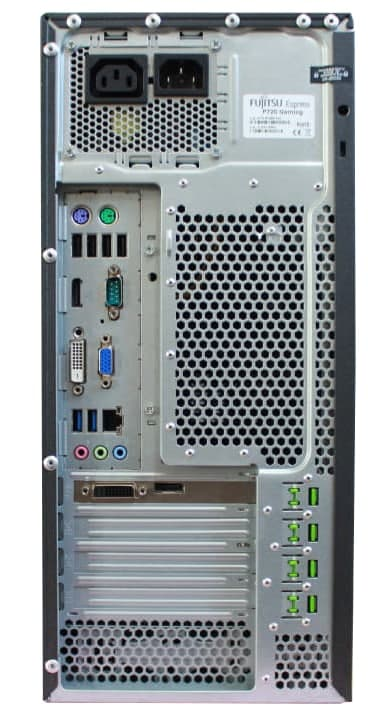 Компьютер Fujitsu Esprimo P720 Gaming (4170.R7250.120) Win 10 Pro, мініатюра №3