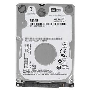 "Жесткий диск для ноутбука 2.5"" 500GB WD WD5000LUCT-FR#)"