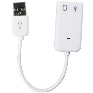 Звуковая карта Lesko USB 7.1 White