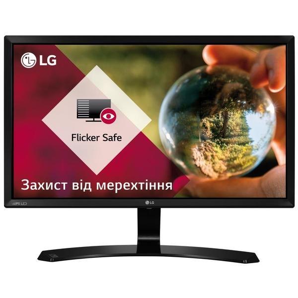 Монітор LG IPS 21.5'' Full HD 22MP58D-P, мініатюра №1