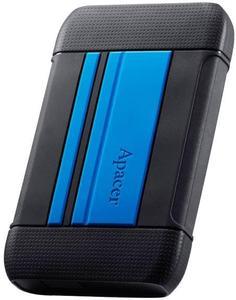 Зовнішній жорсткий диск Apacer AC633 2TB AP2TBAC633U-1 USB 3.1 blue 6428277