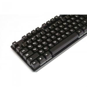 Клавиатура с цветной подсветкой USB UKC HK-6300TZ для ПК МЫШКОЙ