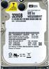 """Внутрішній жорсткий диск Western Digital 320ГБ 5400 обертів в хвилину 8МБ 2.5"""" SATA WD3200BVVT, мініатюра №1"""