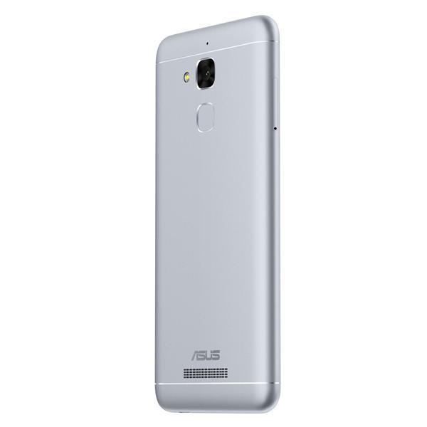 Смартфон Asus ZenFone 3 Max 3-32 Gb Glacier silver ZC520TL-4J092WW, мініатюра №4