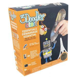 3D-ручка 3Doodler Start Креатив 48 стержней Прозрачная (8SPSESCL3R)