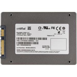 "SSD накопитель Micron C300 120ГБ 2.5"" SATAII MLC (MTFDBAK128MAG-1G1)"