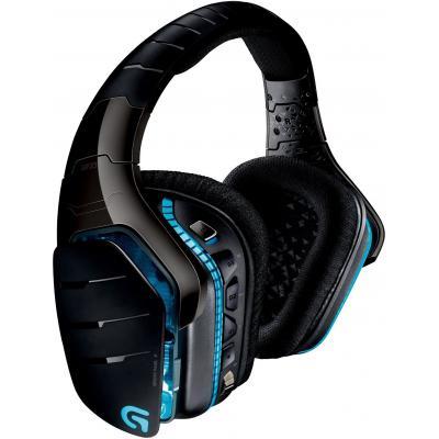 Навушники Logitech G933 Gaming Wireless (981-000599), мініатюра №1