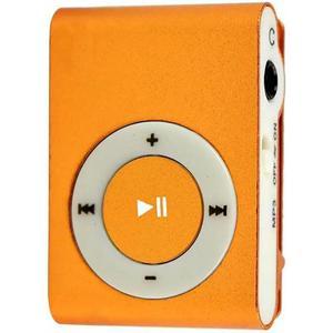 MP3-плеер TOTO Without display&Earphone Mp3 Orange (TPS-03-Orange)