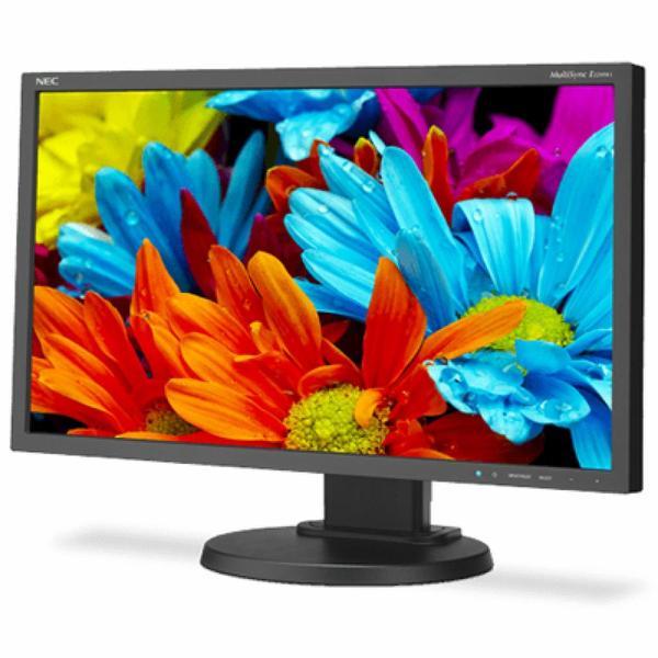 Монітор Nec E224Wi AH-IPS 21.5'' Full HD black 60003584, мініатюра №1