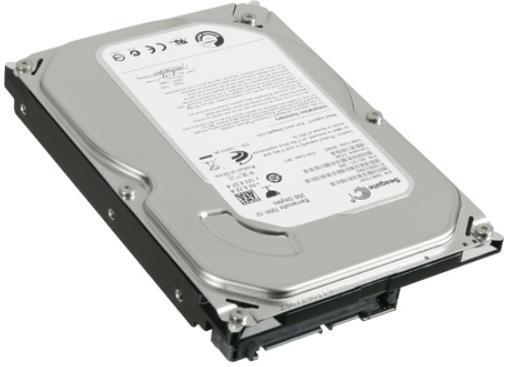"""Внутрішній жорсткий диск Seagate Desktop HDD 250ГБ 7200 обертів в хвилину 8МБ 3.5"""" SATA II ST3250318AS, мініатюра №2"""
