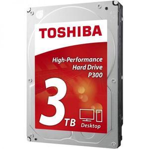 Внутрішній жорсткий диск Toshiba HDD SATA 3.0TB P300 7200rpm 64MB HDWD130UZSVA
