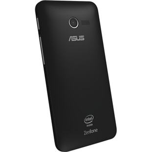Смартфон Asus ZenFone 4 1-8 Gb black A400CG, мініатюра №6