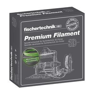 Пластик для 3D-принтера fischertechnik PLA 1.75 мм White 500 г (FT-539139)