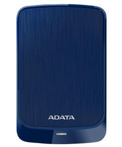 """Зовнішній жорсткий диск A-Data USB 3.2 Gen1 HV320 2TB 2 5"""" синій AHV320-2TU31-CBL"""