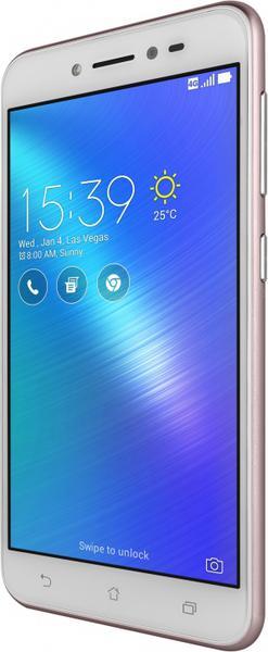 Смартфон Asus ZenFone Live 2-16 Gb rose pink ZB501KL-4I031A, мініатюра №2