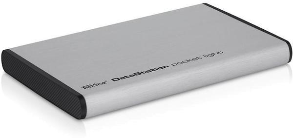 """Зовнішній жорсткий диск Trekstor DataStation pocket light 320ГБ 2.5"""" USB 3.0 External silver TS25-320PLS, мініатюра №2"""