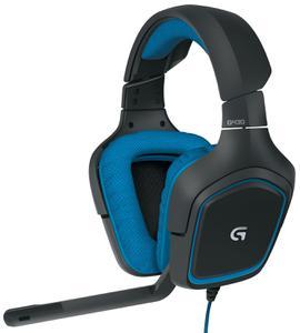 Навушники Logitech G430 Gaming (981-000537)