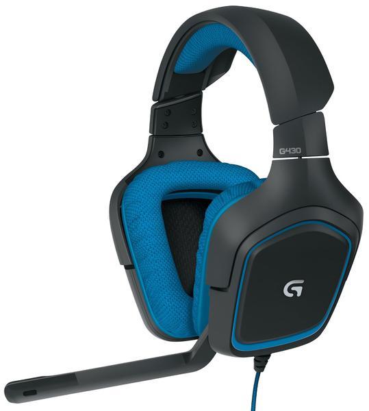 Навушники Logitech G430 Gaming (981-000537), мініатюра №2