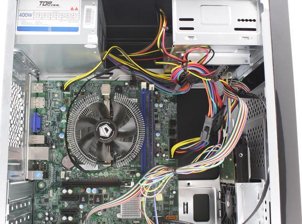 Комп'ютер Amon Home Style H1844B, мініатюра №7