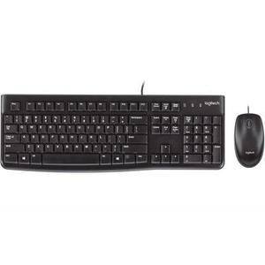 Комплект Logitech Desktop MK120 (920-002561)