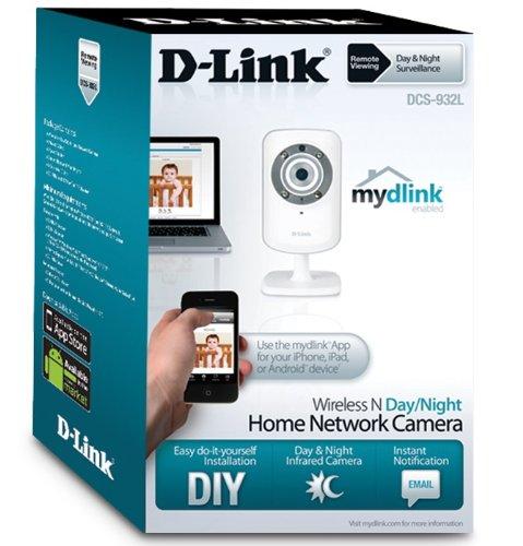 Камера відеоспостереження D-Link DCS-932L (DCS-932L), мініатюра №5