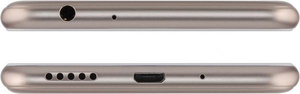 Смартфон Asus ZenFone Live 2-16 Gb gold ZB501KL-4G034A, мініатюра №6