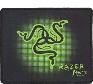 Игровой коврик для мышки Rezer износостойкий нескользящая поверхность прошитые края рейзер комьютера