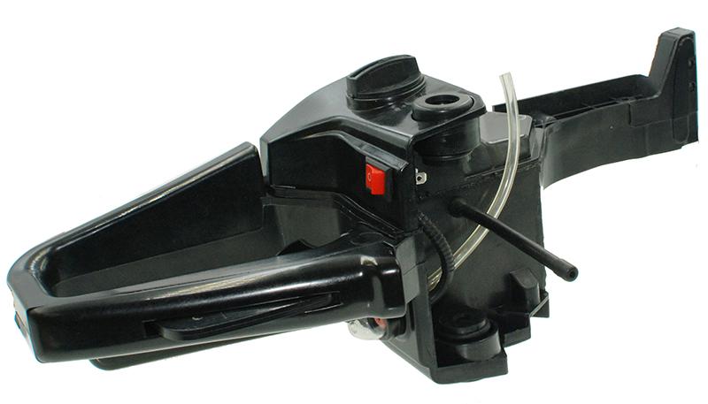 Корпус бензобак бензопилы GoodLuck 5800 Craft-tec CT-5000, мініатюра №3