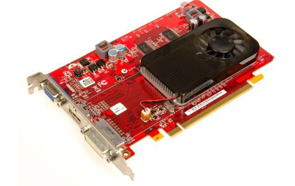 Відеокарта AMD Radeon HD 4650 1GB 128Bit DVI VGA HDMI AMD-HD4650, мініатюра №1