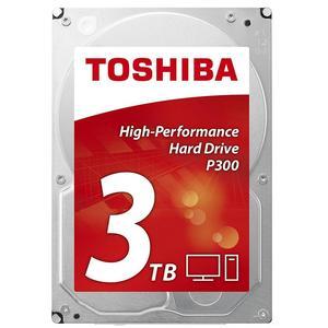 """Внутрішній жорсткий диск Toshiba 3TB 7200 обертів в хвилину 64 MB SATA III 3.5"""" HDWD130UZSVA"""