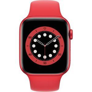 Смарт-часы Apple Watch Series 6 GPS, 44mm PRODUCT(RED) Aluminium Case with PR (M00M3UL/A)