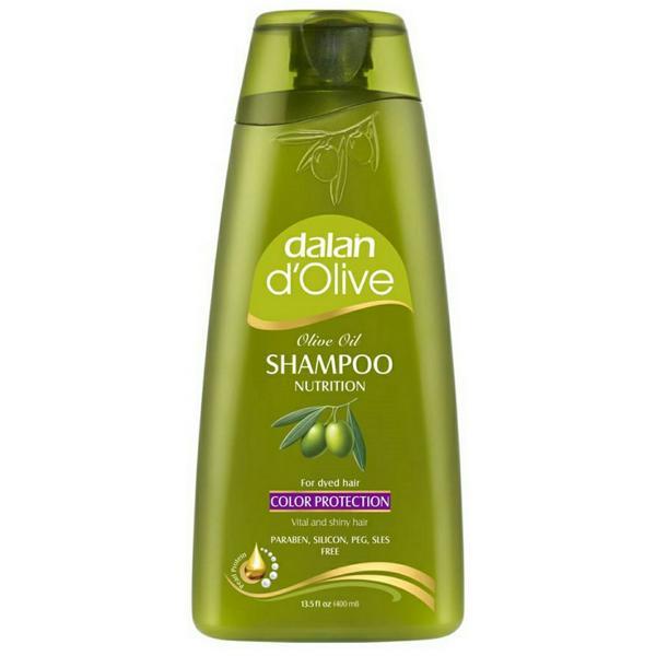 Шампунь для волосся Dalan D'Olive для окрашенных волос, мініатюра №2