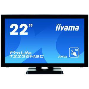 "Сенсорный дисплей iiyama ProLite AMVA 21.5"" Full HD (T2236MSC-B2)"