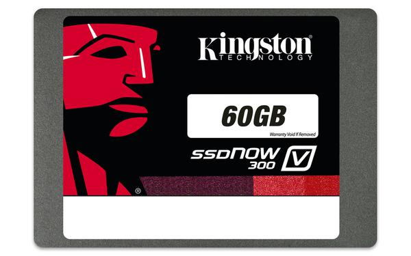 """Внутренний накопитель Kingston 60 ГБ 2.5"""" Technology SSD Now V300 SV300S37A 60G, мініатюра №1"""