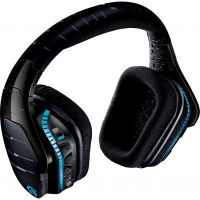 Навушники Logitech G933 Gaming Wireless (981-000599), мініатюра №4