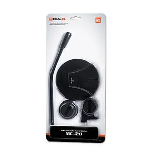 Мікрофон REAL-EL MC-20 (MC-20)