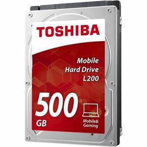 """Внутрішній жорсткий диск Toshiba 2.5"""" 500GB HDWK105UZSVA"""