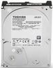 """Внутрішній жорсткий диск Toshiba 2ТБ 7200 обертів в хвилину 64МБ 3.5"""" SATA III DT01ACA200, мініатюра №1"""