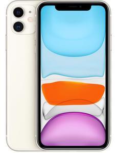 Смартфон Apple iPhone 11 Dual Sim 128 Gb white