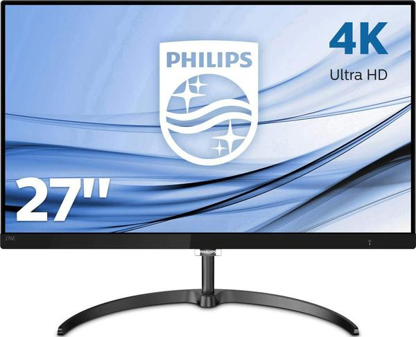 Монітор Philips LCD 27'' 4K Ultra HD 276E8VJSB 00, мініатюра №2