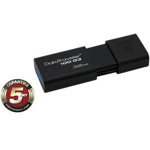 USB флеш-накопичувач Kingston 32Gb DataTraveler 100 Generation 3 USB3.0 (DT100G3/32GB)