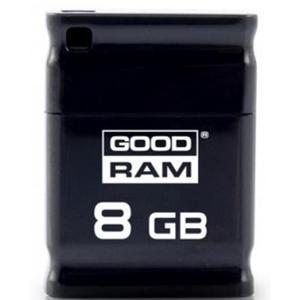 USB флеш-накопитель Goodram 8GB Piccolo Black USB 2.0 (UPI2-0080K0R11)