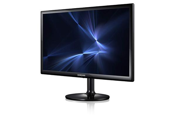"""Монітор Samsung SyncMaster LED 23.6"""" Full HD S24C350HL, мініатюра №2"""